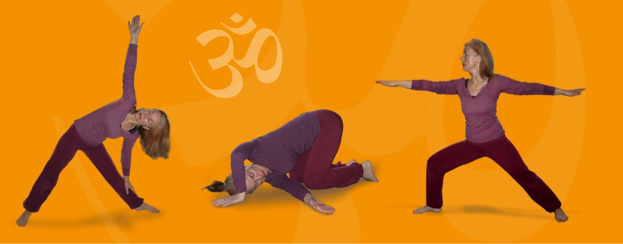 Yoga-Kurse in Bielefeld und Werther