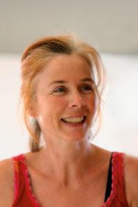Eva Dross, Yogalehrerin
